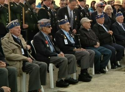 News video: D-Day Veteran: 'Surrender Not in Our Dictionary'